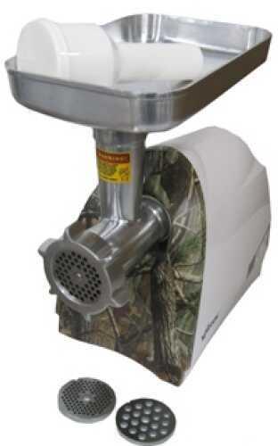 Weston Products Grinder #8 Electric Realtree Heavy Duty 575 Watt 33-0201-RT