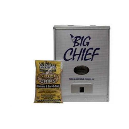 Smokehouse Product Smokehouse Big Chief Front Load Smoker 9894-000-0000