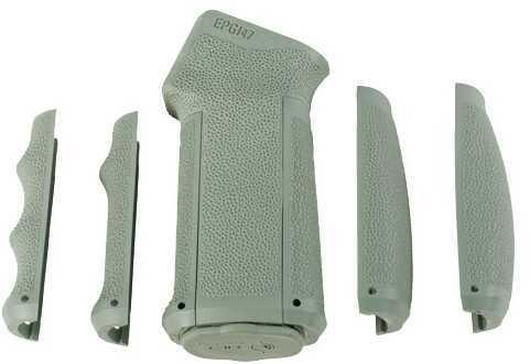 Mission First Tactical Engage AK47 Pistol Grip + Backstrap Foliage Green Md: EPGI47FG