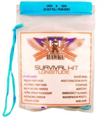 Hawke Knives Survival Kit Longitude MHSK1