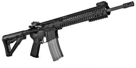"Rifle AR-15 5.56mm NATO Del-Ton DTI Evolution 16"" Adjustable CTR Stock, Samson Sights, 30 Round Flat Dark Earth RFTML16E-DE"