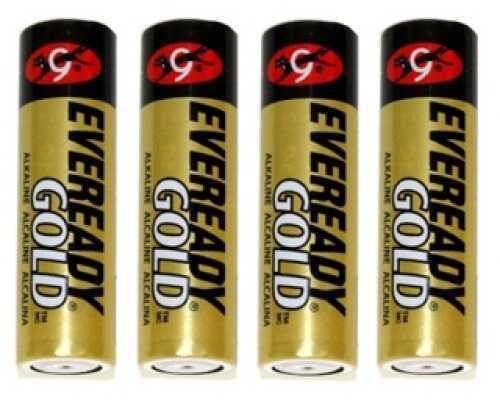 Energizer Eveready AA Batteries Per 4 A91BP-4