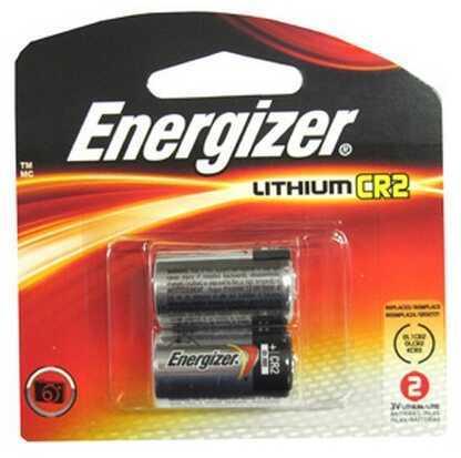 Energizer CR2 Lithium (Per 2) EL1CR2BP2