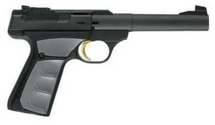 "Browning Buck Mark Camper UFX 22 Long Rifle 5.5"" Barrel 10 Round Matte Blued Semi Automatic Pistol 051482490"