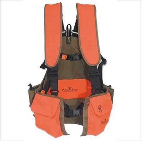 Browning Bird'n Lite Strap Vest, Khaki Medium/Large 3006885802