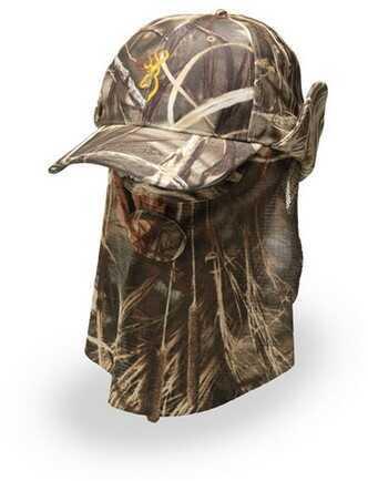 Browning Facemask, Quick Camo Hat Realtree Max 4 308128221