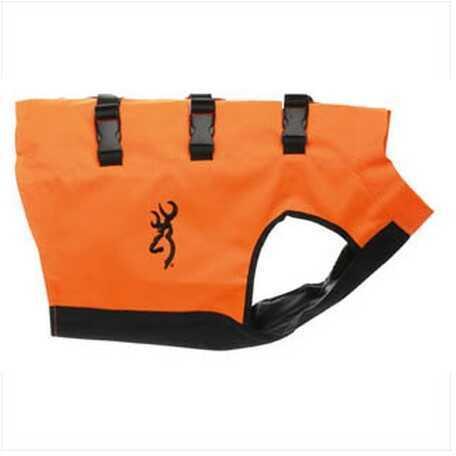 Browning Dog Safety Vest Blaze, Medium 1303010102