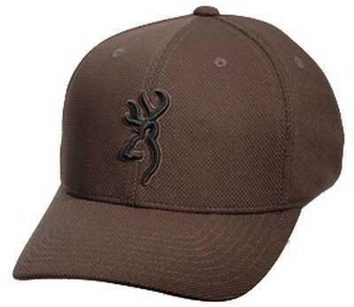 Browning Coronado Pique Cap Chocolate, Large/X-Large 308007984