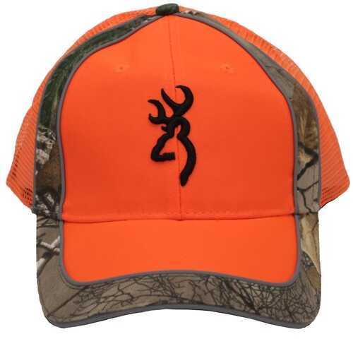 Browning Polson Meshback Cap Blaze/Realtree Xtra 308134011