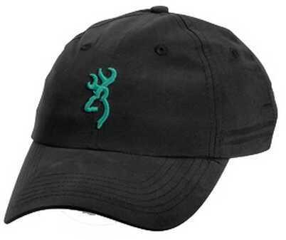 Browning Atka Lite Cap For Her Black/Aqua 308240992