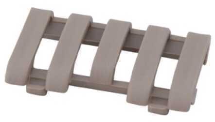 Ergo Low Pro 5 Slot Pictanny Rail Wire Loom Flat Dark Earth 4380-DE