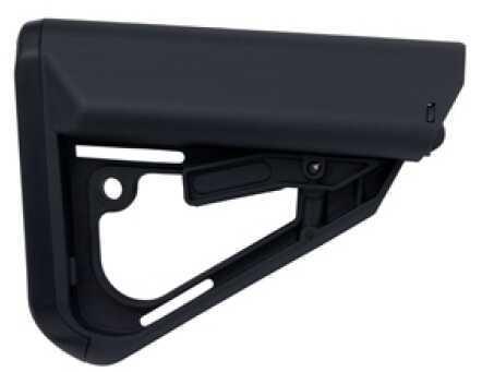 Ergo Tactical Intent TI-7 Stock Black, Commercial Tube 4929-BK