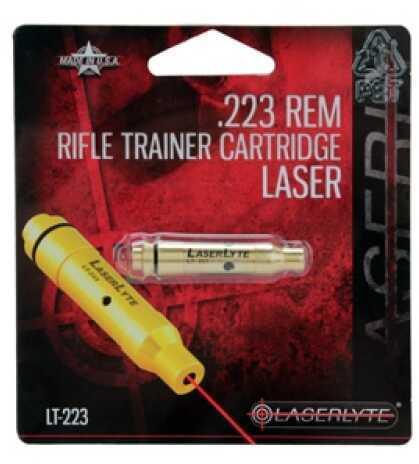 LaserLyte Laser Trainer Cartridge: .223