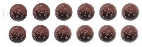 LaserLyte Batteries A76, 12 Pack: Ck-Ms BAT-A76