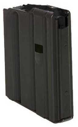 C Products Defense AR-15 Magazine .223 5 Round Magazine SS Matte Black Black Follower 0523041185CPD