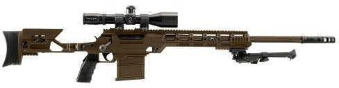 FNH USA Ballista 338 Lapua Magnum 8 Round Flat Dark Earth Bolt Action Rifle 3703003380