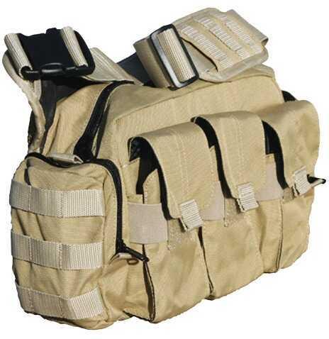 Galati Gear Tactical Response Bailout Bag Tan Md: GLTRBO-T