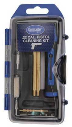 Gunmaster by DAC 14 Piece Pistol Cleaning Kit w/6 Piece Driver Set 22 Caliber GM22P