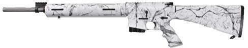 "Windham Weaponry Varmint Exterminator VEX-SS  20"" Precision Barrel  5 Round  Snow Camo  Semi Automatic Rifle R20FSSFTS-C1"