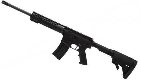 Diamondback Firearms 300 AAC Blackout 4 Rail Free Floating Barrel No Sights Black Semi Auto Rifle DB15B300