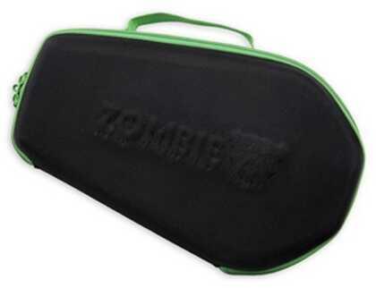 Bulldog Cases 14x9 Molded Nylon Coffin Shaped Pistol Case Black ZMB-510B