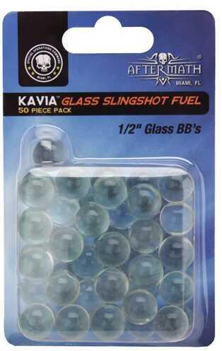 "Gamo AfterMath Fuel 1/2"" Glass BBs (Per 50) 611172055"