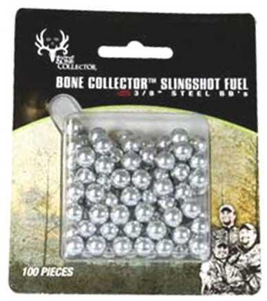 "Gamo Bone Collector Slingshot Fuel 3/8"" BBS Per 100 611174954"