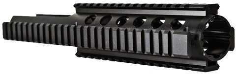 Global Military Gear AR15/M4 Quad-Rail w/2 Protruding Rails GM-QR1L