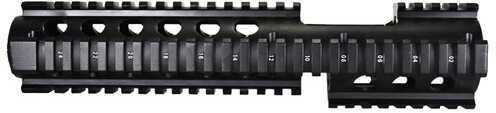 Global Military Gear AR15/M4 Quad-Rail w/Forward Extention GM-QRE1