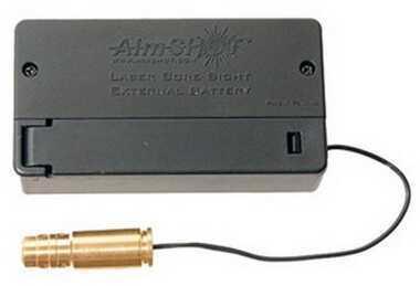 Aimshot Laser Boresight 9mm w/External Battery Box BSB9