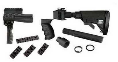 Advanced Technology Intl. ATI AK-47 StrikeForce 6 Position Adjustable Side Folding w/SRS/Aluminum A.2.10.1042