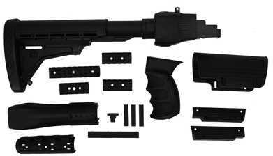 Advanced Technology Intl. ATI AK-47 Strikeforce Stock w/SRS Non-Side Folding Hand Guard/Pistol Grip A.2.10.1026