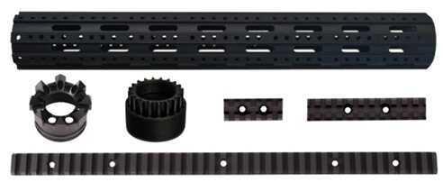 "Advanced Technology Intl. ATI AR15 Aluminum 15"" Free Float Forend w/FS8 Cone/Rail A.5.10.1148"