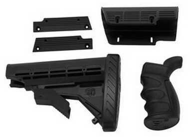 Advanced Technology Intl. ATI Strikeforce Adjustable Stock AR15, w/Scorpion Recoil System, Pistol Grip A.2.10.1222