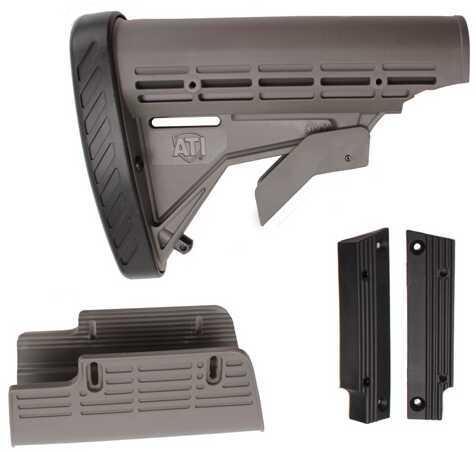 Advanced Technology Intl. ATI AR15 Strikeforce w/CR/SRP Gray A.2.40.1221