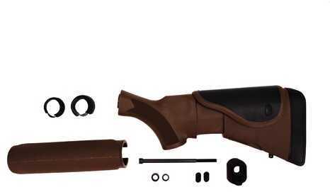 Advanced Technology Intl. ATI Akita Adjustable Stock/Forend with Neoprene/CR/SRS, Dark Earth Brown Remington A.1.30.1335