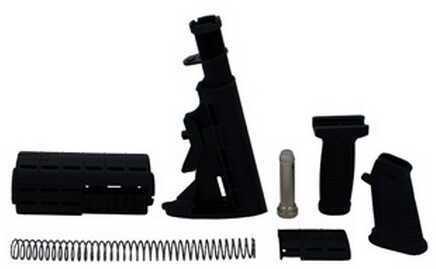 Tapco Intrafuse AR15 Stock Set Black ZSTK09161BLK