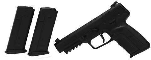 FNH USA Five-Seven 5.7x28mm 3- 20 Round Magazines  Adjustable Sights  Black Finish Semi Automatic Pistol    3868929300