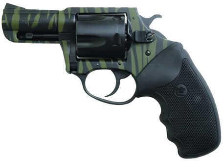 "Revolver Charter Arms Tiger III 357 Magnum 2.2"" Barrel  Green/Black Stripe  5 Round 23520"
