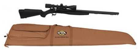 CVA Optima V2 Blued/Black 50 Caliber w/Konus Pro Scope PR2020SC