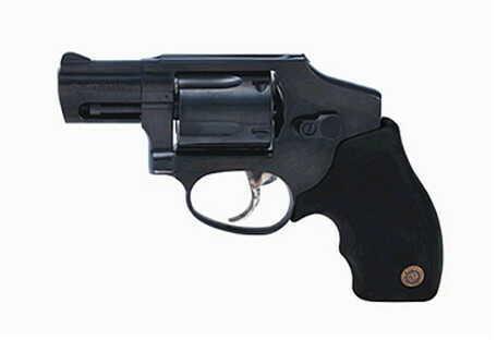 "Revolver Taurus M650 357 Magnum ""C.I.A."" Hammerless 2"" Barrel Blued 2650121CIA"