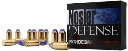 Nosler 9mm Luger +P 124 Gr Bonded Tipped (Per 20) 37151