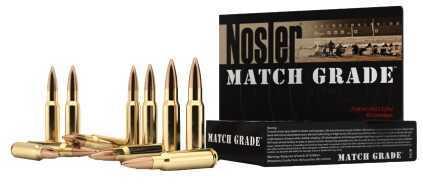 Nosler 338 Lapua Magnum 300 Gr Custom Competition HPBT (Per 20) 43136