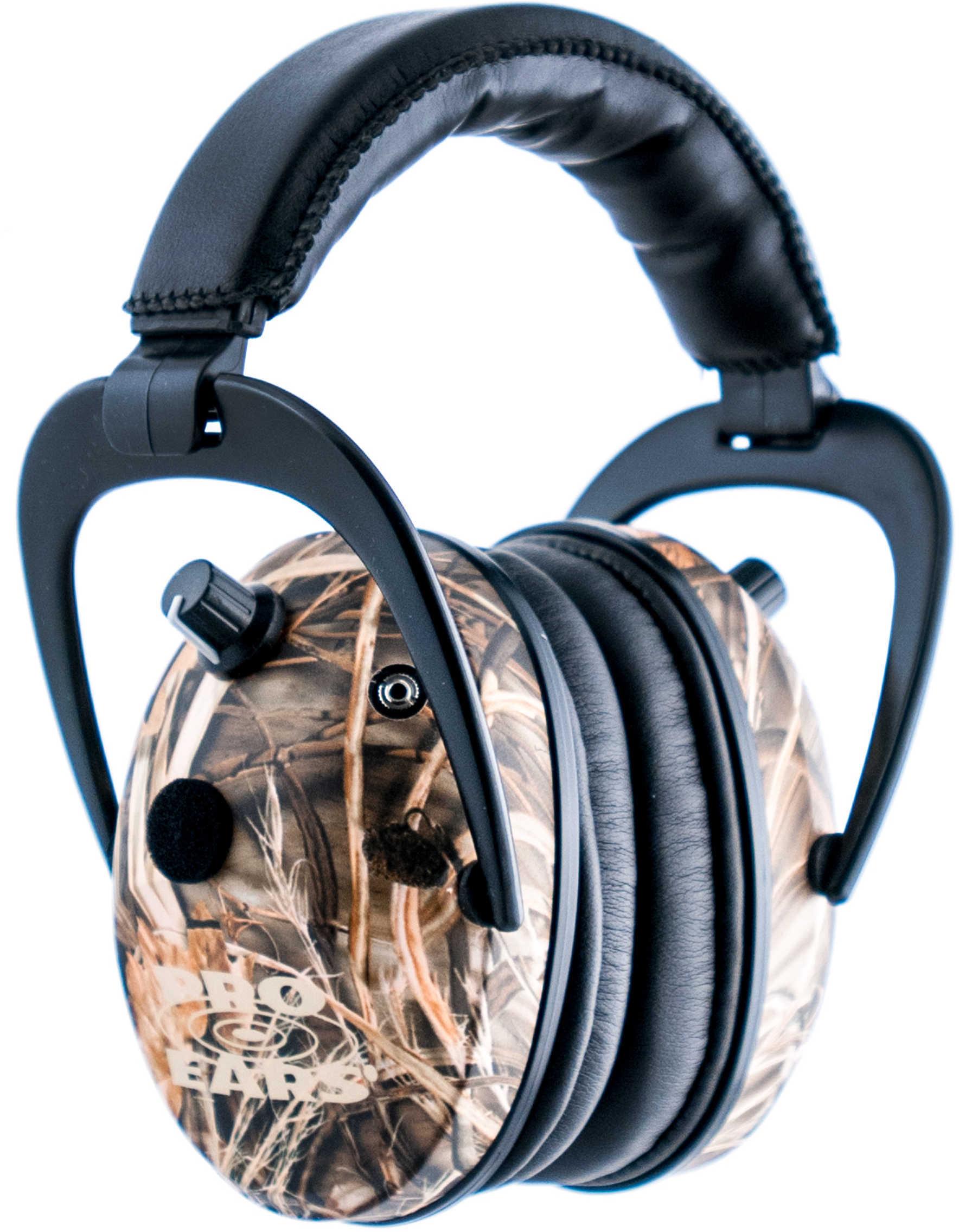 Pro Ears Predator Gold NRR 26 Realtree Advantage Max 4 GS-P300-CM4