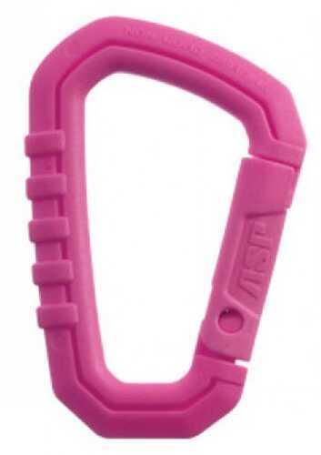 ASP Polymer Carabiner Neon Pink 56219