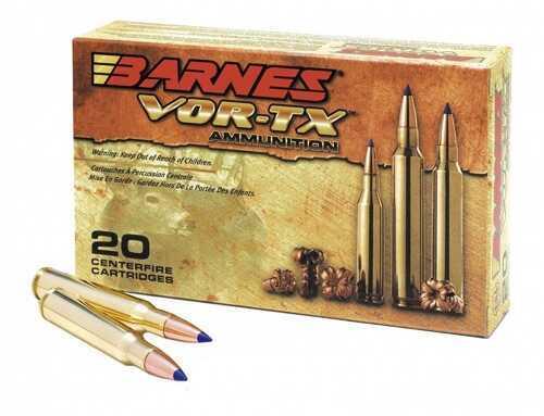 Barnes Bullets 260 Remington 120 Gr TSX BT (Per 20) 22010