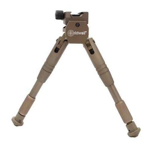 Caldwell Prone Bipod Attaches to Picatinny Rail Tan AR Rifles 534455