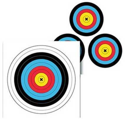 "Birchwood Casey Eze-Scorer Archery Clear, 2 Side, 18"" x 18"", 5 Target 37415"
