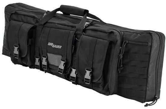 """SigTac Tactical Rifle Bag Black, 36"""" RIFLE-GOBAG-BLK"""