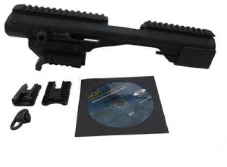 SigTac ACP w/ Universal Railed Pistol Adaptor/QD Sling Mount ACP-P